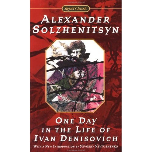 an introduction to a day in the life of ivan denisovich One day in the life of ivan denisovich by aleksandr isaevich solzhenitsyn, 9780451531049, available at book depository with free delivery worldwide.